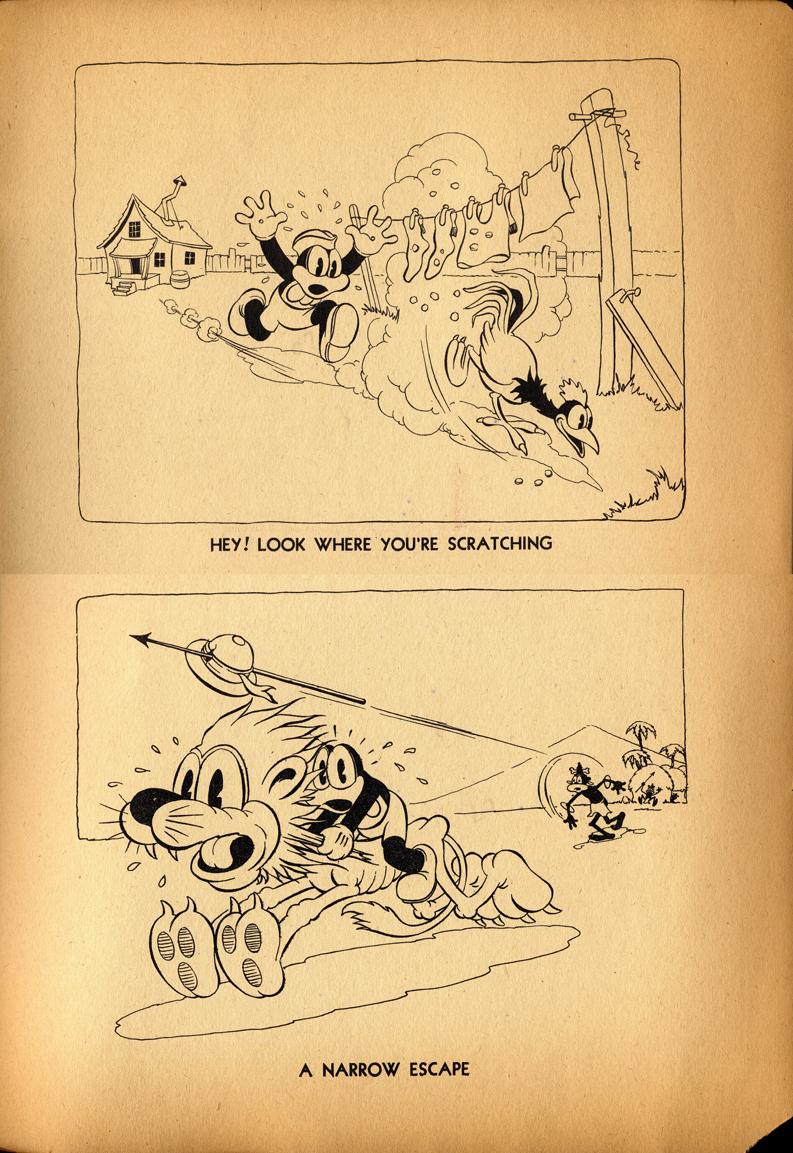 Flip The Frog Coloring Book No 270 The Ub Iwerks Studio