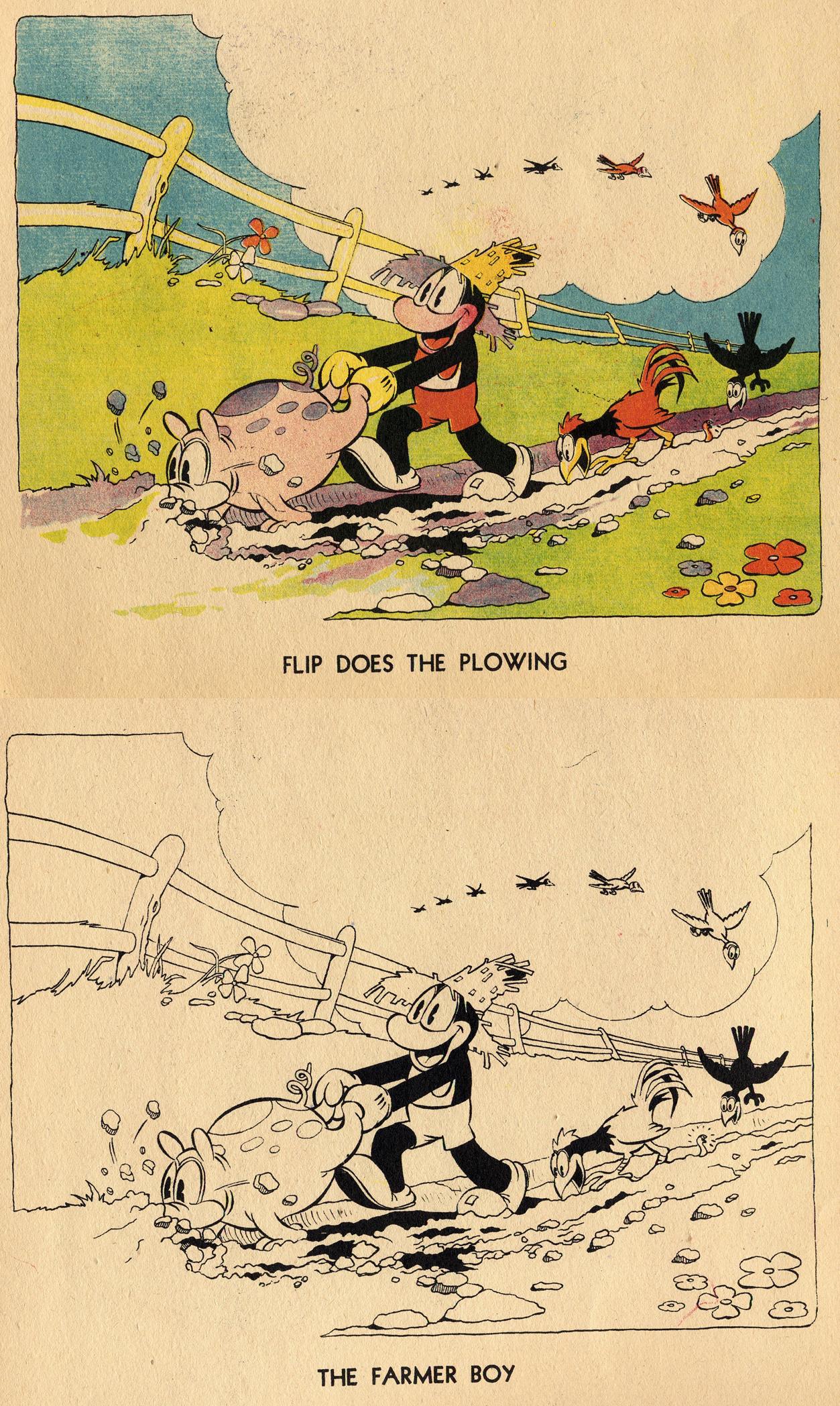 Unknown Artist - Walt Disney Presenterar Askungen